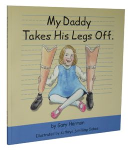 "Photo of book ""My Daddy Takes His Legs Off."""
